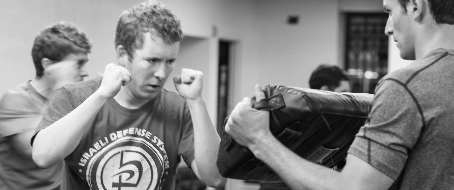 Krav Maga Self Defense - San Francisco Training Center hammer strikes