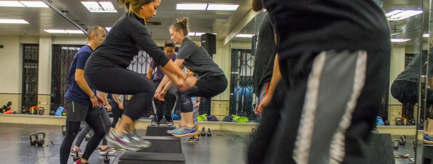 Conditioning and endurance for self defense at Krav Maga San Francisco