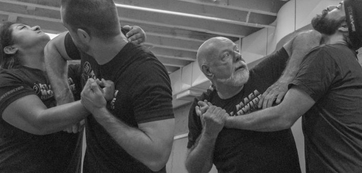 Krav Maga classes feature practical, effective techniques.