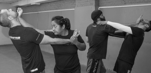 6 Week Krav Maga Challenge Krav Maga SF Virtual Classes