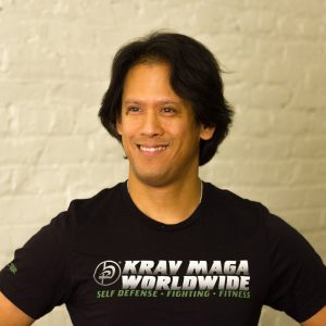 Krav Maga Instructor Christian Ventrano - Teaching Krav Maga for Real Life
