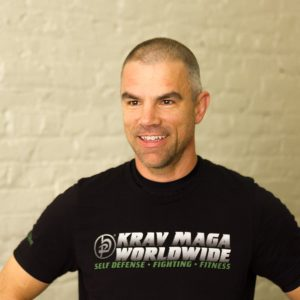 Krav Maga Instructor Wade Pitts