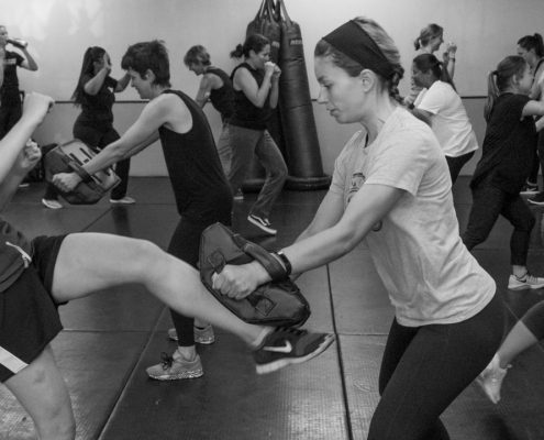 Krav Maga Women's Self-Defense Intro