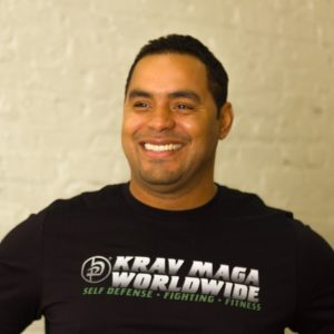 Krav Maga Instructor Edwin Diaz