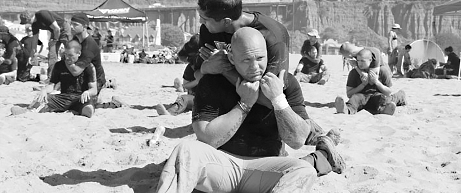 Krav Maga self defense Tactical Beach Training
