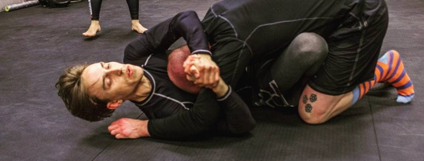 Grappling with Self-Defense