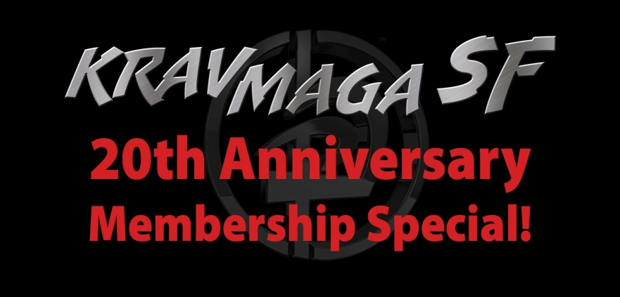 20th Anniversary Membership Special